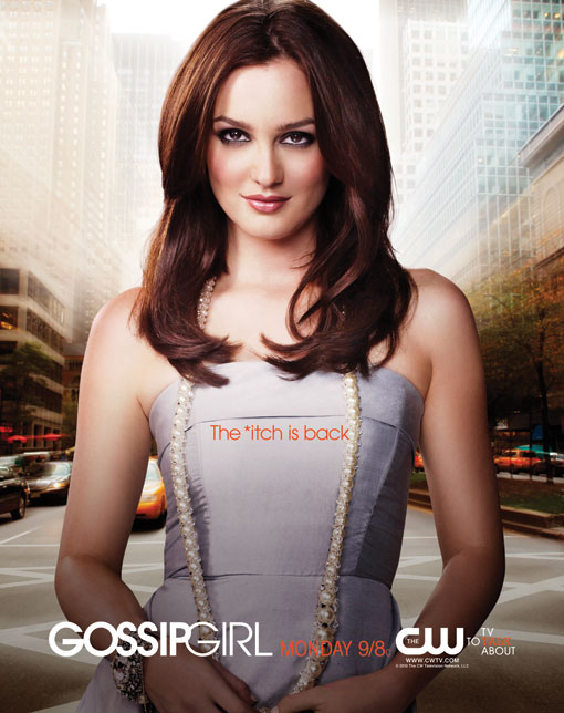 Gossip Girl The Bitch Is Back Promo Poster