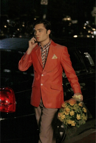 Ed Westwick As Chuck Bass On Gossip Girl