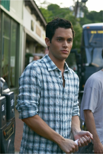 Penn Badgley As Dan On Gossip Girl