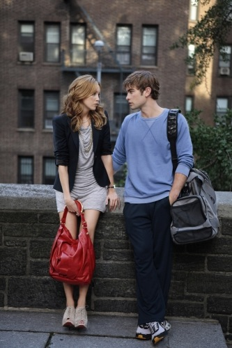 GOSSIP GIRL Season 4 Episode 5 Goodbye Columbia Photos