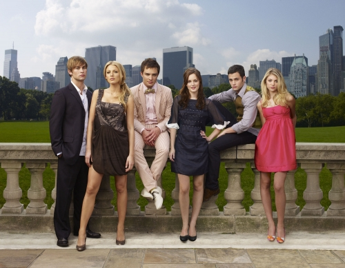 Gossip Girl Cast Photo