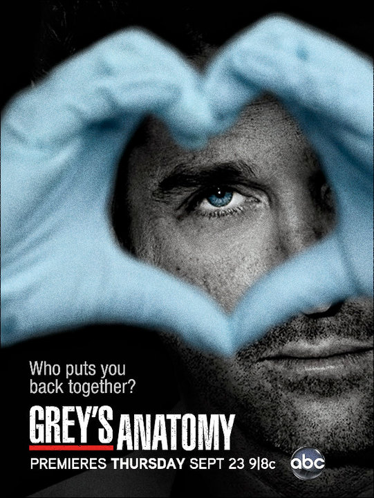 GREY'S ANATOMY Season 7 Poster Contest