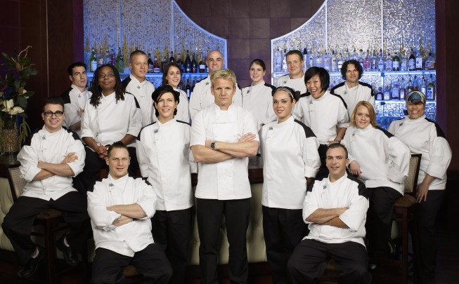 Hell's Kitchen Season 6 Cast