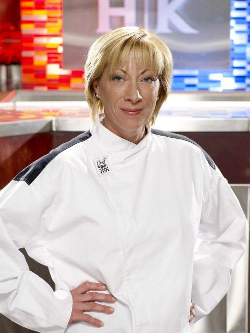 Fran Klier Hell's Kitchen