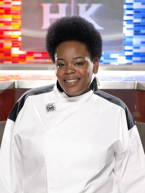 Nilka Hendricks Hell's Kitchen