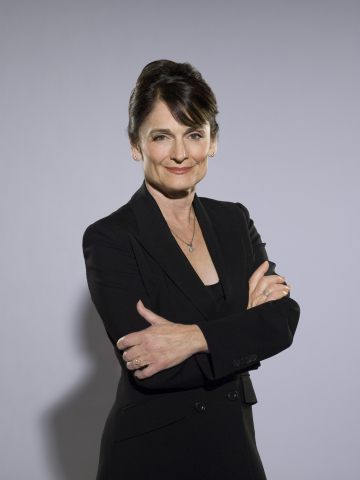 HEROES -- Pictured: Cristine Rose as Angela Petrelli -- NBC Photo: Mitchell Haaseth