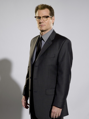 HEROES -- Pictured: Jack Coleman as H.R.G. -- NBC Photo: Mitchell Haaseth