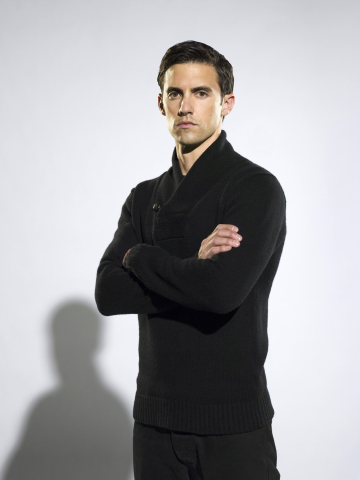 HEROES -- Pictured: Milo Ventimiglia as Peter Petrelli -- NBC Photo: Mitchell Haaseth