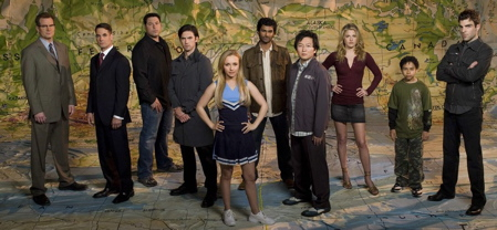 Heroes Cast Photo