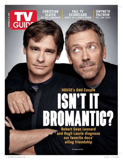 House TV Guide Cover