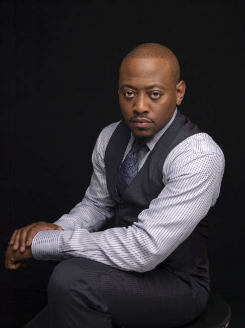 Omar Epps As Foreman On House