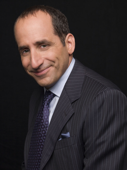 Peter Jacobson As Taub on House