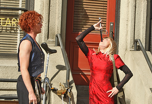 How I Met Your Mother Season 5 Episode 23 Doppelgangers Promo Photos