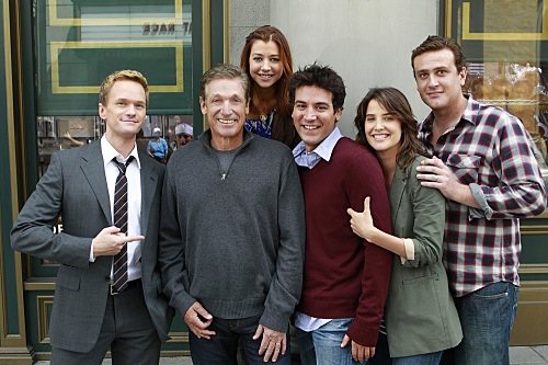 HOW I MET YOUR MOTHER Season 6 Episode 4 Subway Wars Photos