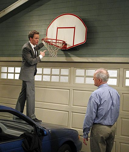 HOW I MET YOUR MOTHER Season 6 Episode 19 Legendaddy Photos