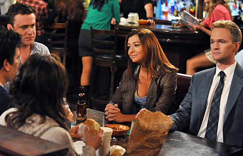 how i met your mother cucirca season 6 episode 3