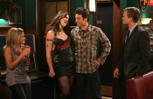 How I Met Your Mother Mandy Moore Photo