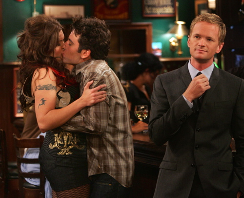How I Met Your Mother Wait For It Episode Photos
