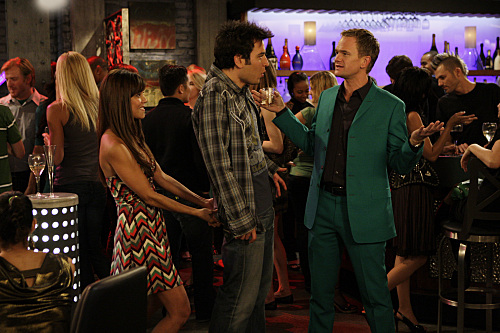 How I Met Your Mother Promo Photos From No Tomorrow