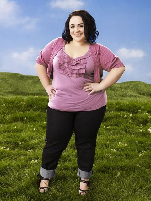 Nikki Blonsky Huge