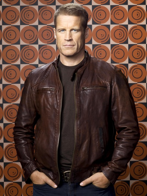 Mark Valley Human Target
