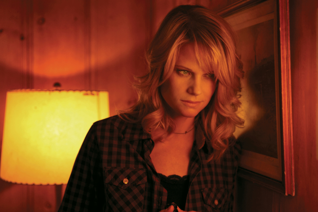 Joelle Carter Justified Photo