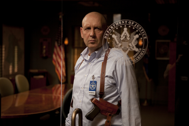 Nick Searcyas Justified Photo