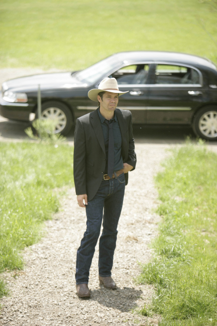 Justified Season 1 Promo Photos