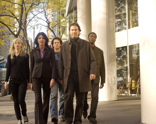Photos From Leverage On TNT