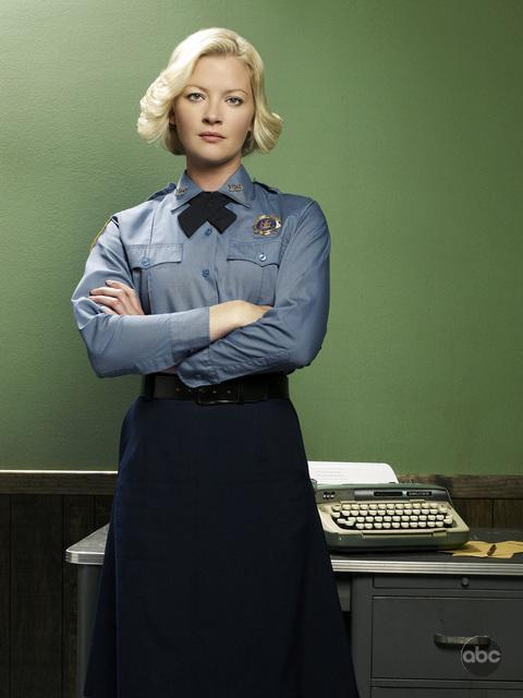 Gretchen Mol Life On Mars