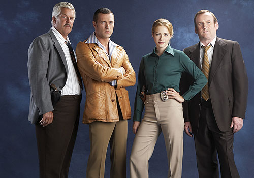 Promo Photos From New ABC Series Life On Mars