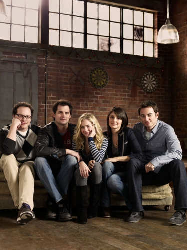 Life Unexpected Cast Photo