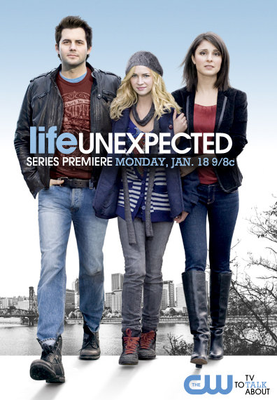 LIFE UNEXPECTED Promo Poster