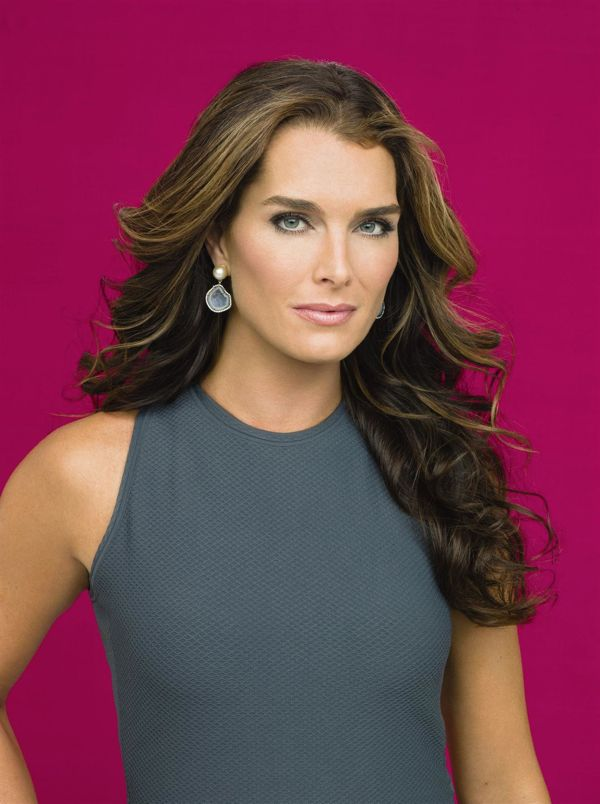 Brooke Shields On Lipstick Jungle