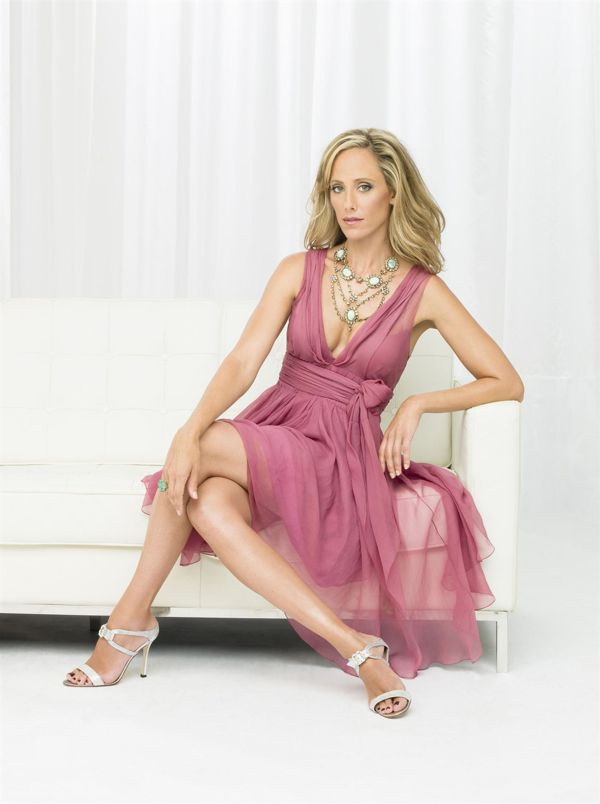 Kim Raver On Lipstick Jungle