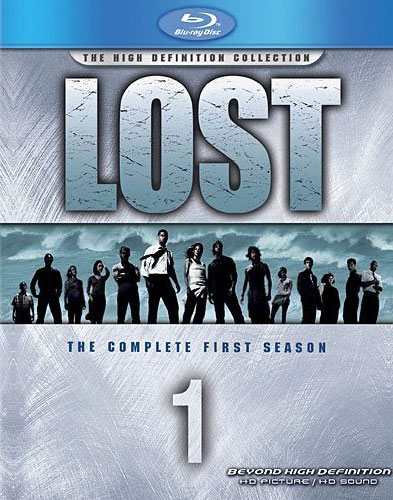 Lost Season 1 Bluray