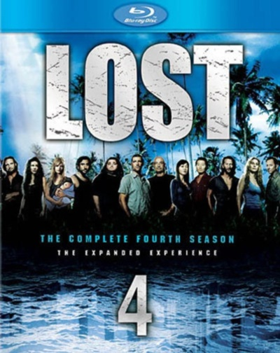 Lost Season 4 Bluray