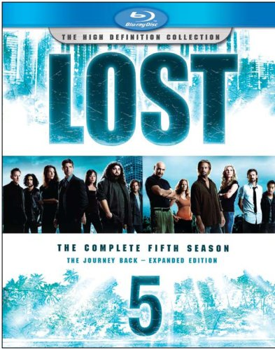 Lost Season 5 Bluray