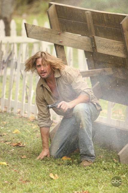 Lost Season 4 Episode 9 - The Shape Of Things To Come - Promo Photos