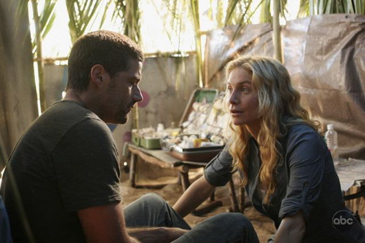 Lost Season 4 Episode 10 - Something Nice Back Home - Promo Photos