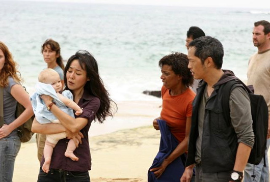 Lost Season 4 Episode 12 - There's No Place Like Home Part 1 - Promo Photos