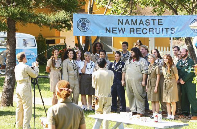 Lost Season 5 Episode 9 Namaste Promo Photos