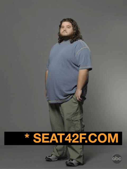 Hurley Lost Season 6