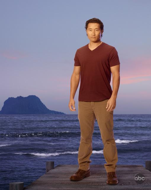 Lost Season 6 Cast Promo Photos Daniel Dae Kim as Jin