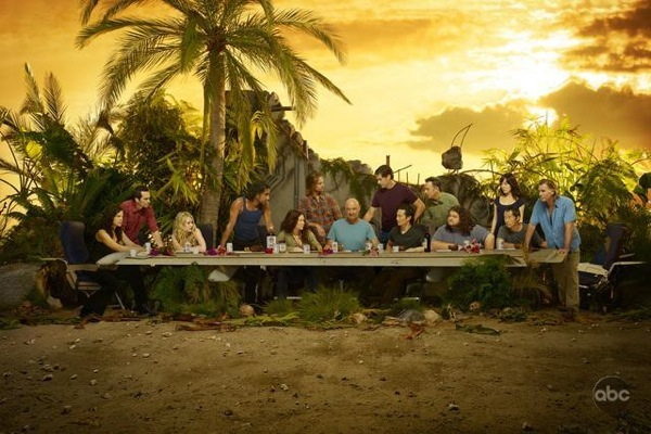 Lost Last Supper Season 6 Photo