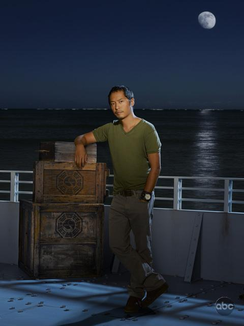 Lost Ken Leung as Miles