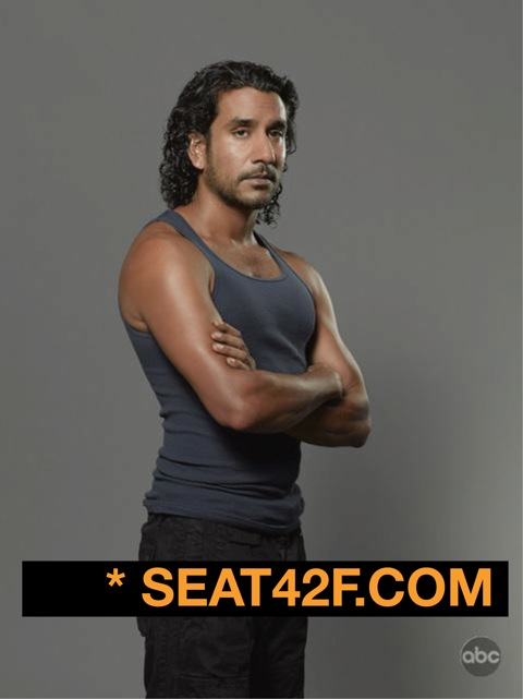 Sayid Lost Season 6