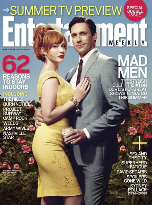 Mad Men EW Cover