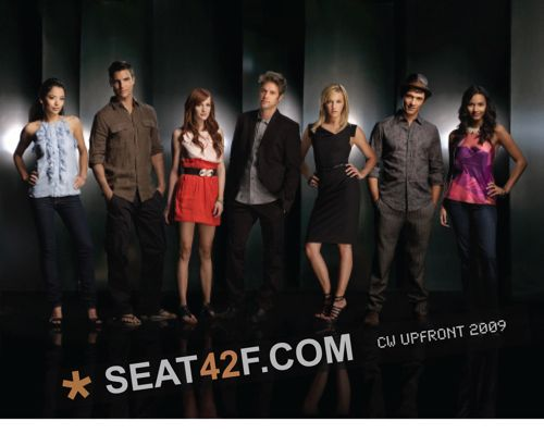 Melrose Place Season 1 Cast Promo Photo