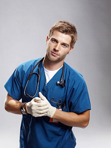 Mike Vogel Miami Medical
